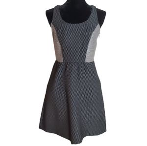 The Limited Black & White Dress Size 4